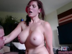 Busty Riding Crvenokosa – Wow